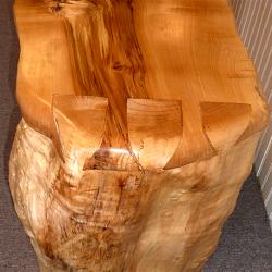 Dovetail Bench Detail