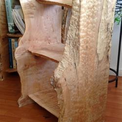 Small Maple Shelf
